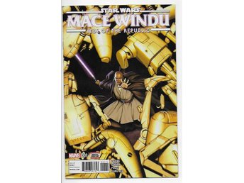 Star Wars: Mace Windu # 1 NM Ny Import