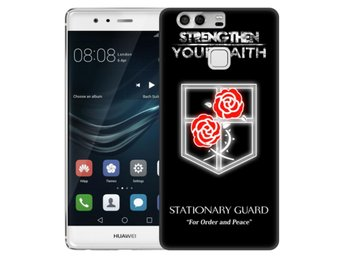 Huawei P9 Skal Stationary Guard
