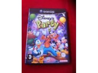 Disneys Party - Gamecube