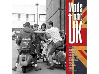 Mods In The U.K. (Vinyl LP)