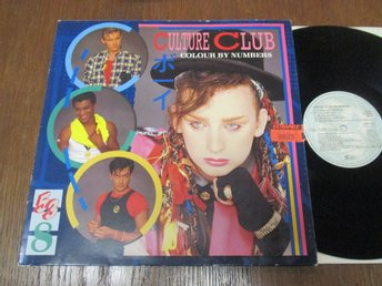 "Culture Club ""Colour By Numbers"""