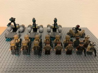 Lego Star Wars - Resistance troopers