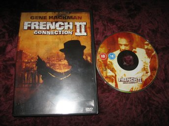 FRENCH CONNECTION II (GENE HACKMAN,FERNANDO RAY) DVD