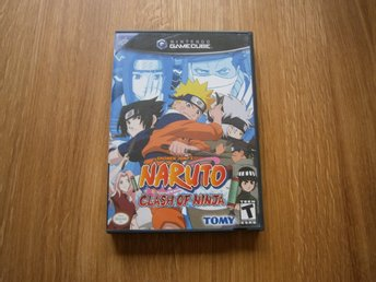 Naruto - Clash of Ninja - GAMECUBE - USA