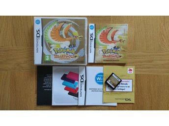 Nintendo DS: Pokemon Heart Gold HeartGold
