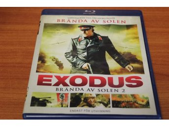Bluray-film: Exodus - Brända av solen 2