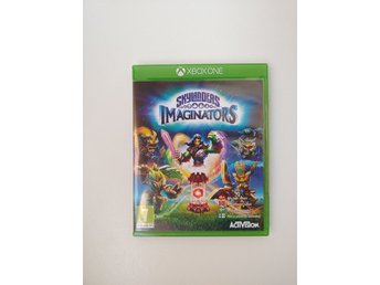 Xbox one spel - Skylanders Imaginators