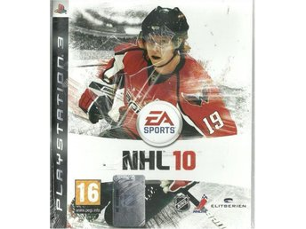 NHL 10 ( INPLASTAT PS3 SPEL )
