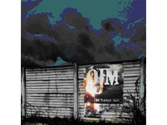 OJM - Live In France (blue vinyl) - LP NY - FRI FRAKT