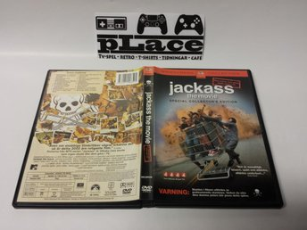 Jackass The Movie DVD