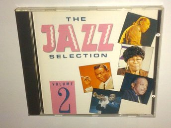 The Jazz Selection Volume 2, CD