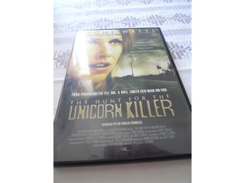 THE HUNT FOR THE UNICORN KILLER / DVD / Naomi Watts m fl