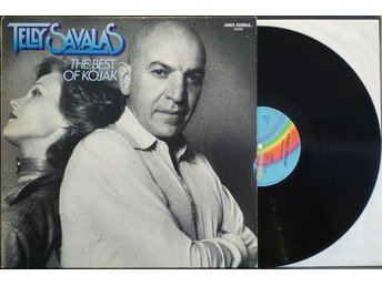 Telly Savalas – The Best Of Kojak – LP