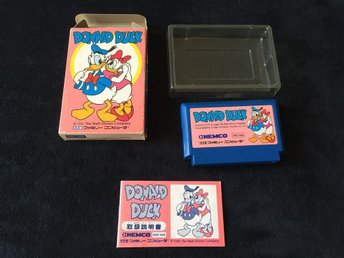 Donald Duck Famicom *jap*