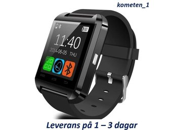 U8 Svart Smartwatch för Android, IOS, HTC, Samsung, Iphone smart watch FRI FRAKT - Södertälje - U8 Svart Smartwatch för Android, IOS, HTC, Samsung, Iphone smart watch FRI FRAKT - Södertälje