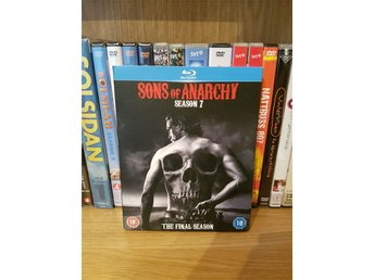 Sons of anarchy säsong 7 - The final season [Blu ray]