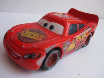 Cars Pixar Disney Bilar metall - Mcqueen Himself Rust Eze  CB15