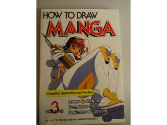 How to draw manga: lärobok