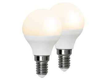 Led-Lampa E14. 3W. 2-Pack. Promo