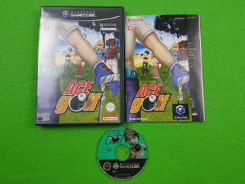 Ace Golf KOMPLETT Gamecube Nintendo Game Cube