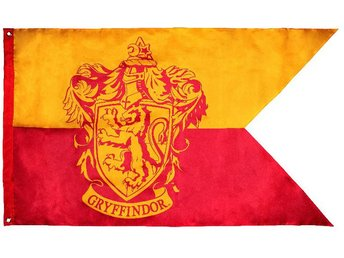 Flagga - Harry Potter - Gryffindor