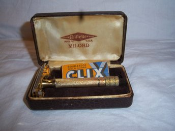 GILLETTE MILORD GOLD