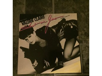 "VALERIE CLAIRE - SHOOT ME GINO. (NEAR MINT 12"")"