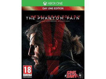 Metal Gear Solid V (5) the Phantom Pain Day 1 Edition