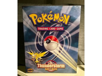 Pokemon Thunderstorm Gift Box