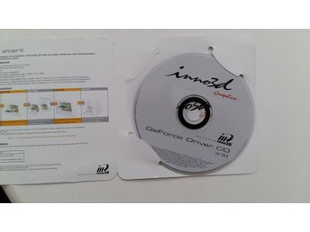 Installation Kit  Inno3d Ge Force DriverCD