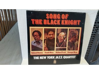 The New York Jazz Quartet - Song of the black knight
