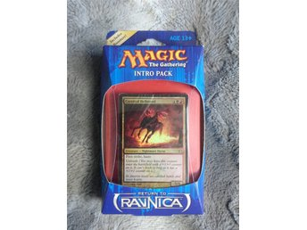 Return to ravnica intro pack - rakdos raid ~MTG~magic the gathering~