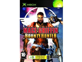 MACE GRIFFIN BOUNTY HUNTER - XBOX SPEL