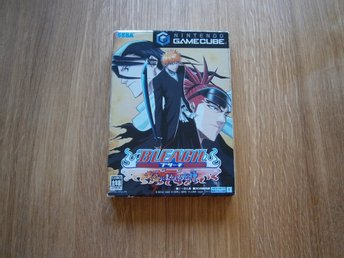 Bleach - GAMECUBE - JAPAN