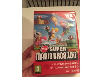New super Mario bros wii Nintendo