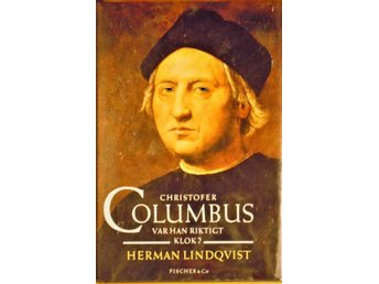 **  Herman Lindqvist  : Christofer COLUMBUS   **