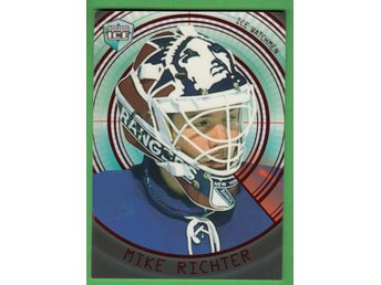1998-99 Dynagon Ice Watchmen #6 Mike RIchter New York Rangers