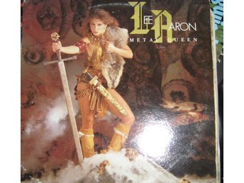 "lee Aron LP ""Metal queen"""