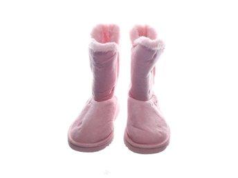 Crocs rosa stövlar stl. J1 (32 33) (363518254) ᐈ Köp på Tradera