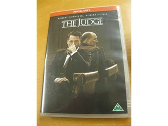 THE JUDGE - ROBERT DOWNEY JR, ROBERT DUVALL - DVD 2015
