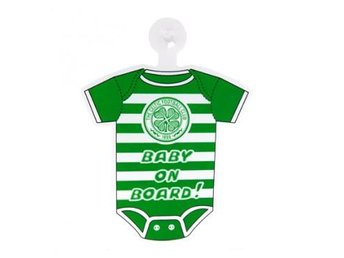 Celtic Skylt Tröja Baby On Board