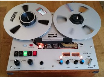 Revox Professional Live Recording. High-Speed.