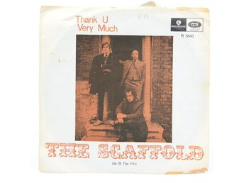 The Scaffold - Thank U Very Much R 5643 Singel 1968