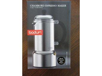 Bodum espressobryggare - Landskrona - Bodum espressobryggare - Landskrona