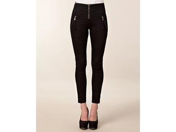 High waist nelly pieces funky leggings trend stretch