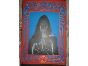 Psykedelic Art first west coast show Electric tibet 1967