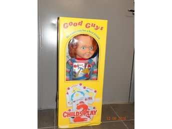 Dream Rush Good Guy Chucky Childs Play Life size 1:1