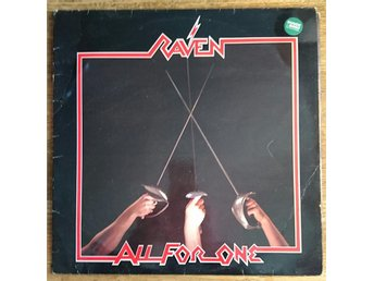 Raven - All For One NEAT 1011 1983
