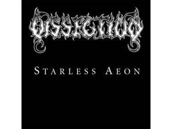 Dissection -Starless Aeon US only MCD STILL SEALED mega rare - Motala - Dissection -Starless Aeon US only MCD STILL SEALED mega rare - Motala