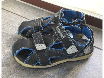 Timberland sandaler, stl 32, 19,5 cm - Löddeköpinge - Timberland sandaler, stl 32, 19,5 cm - Löddeköpinge